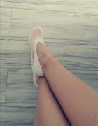 Śliczne stopki...