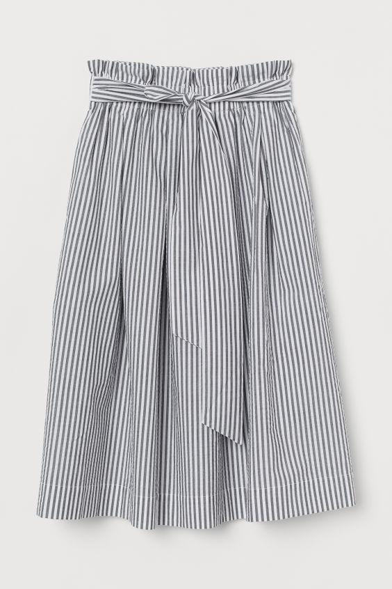 Spódnice Spódnica H&M z kory