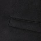 Spódnica ze sztucznego zamszu na guziki