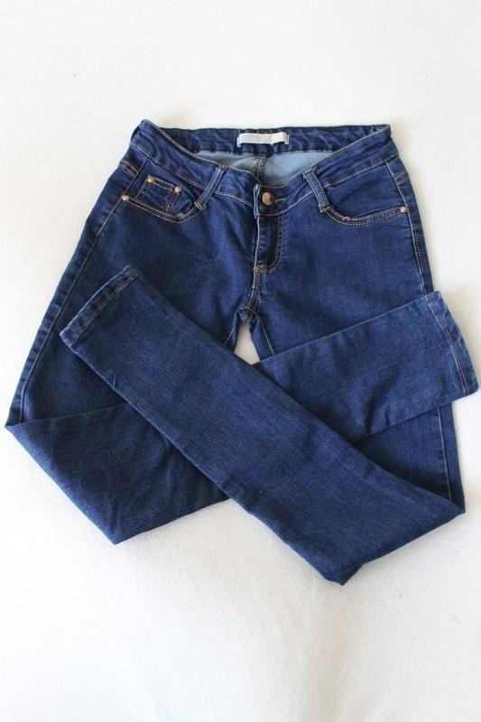 Spodnie spodnie jeansy rurki zara s