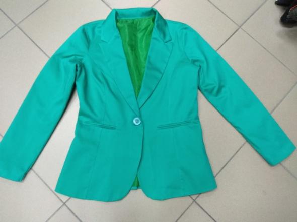 Zielony żakiet marynarka XL 40...
