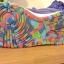 sportowe Adidas fioletowe 39 25cm Dunk Low purple