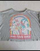 Krótka bluzka My Little Pony HASBRO rozmiar 16 XXL...