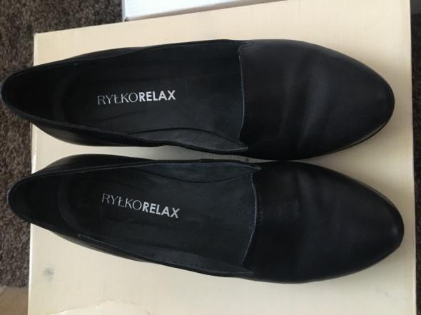 Buty skórzane damskie Ryłko 40...