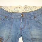 Jeansowe szorty spodenki EDC by Esprit