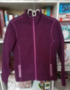 Sportowa bluza typu SOFT SHELL w pięknym kolorze...