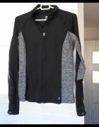 HM Sport czarna bluza sportowa wyszczuplająca...