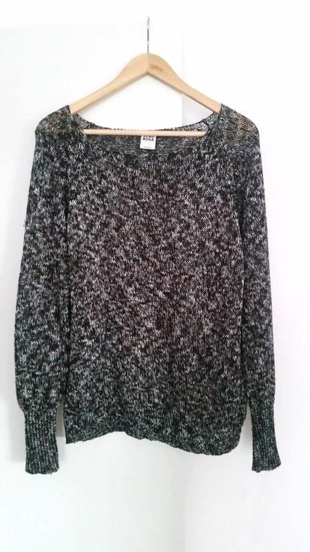 Swetry Sweterek melanz Vero Moda