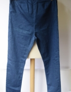 Spodnie Ciążowe Jeansy L 40 Mama Licious Dzinsowe Rurki...