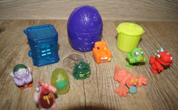 Zestaw figurki kolekcja Śmieciaki Trash Pack 11 elementów...