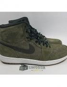 Nike Air Jordan 1 Retro Hi Premier Army Green...