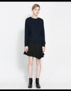 Nowa asymetryczna spódniczka Zara rozmiar L...