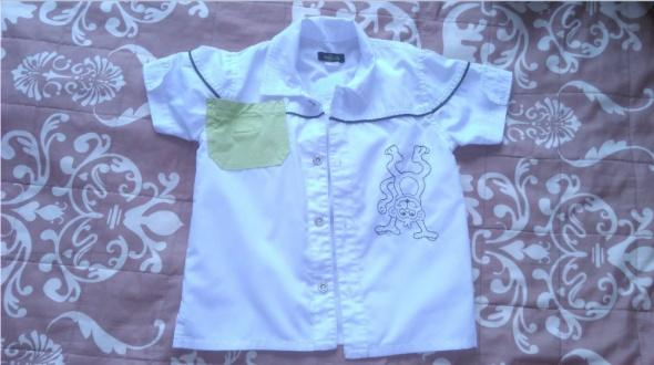 Koszula Wójcik 98