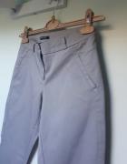 Eleganckie szarw spodnie Orsay xs...