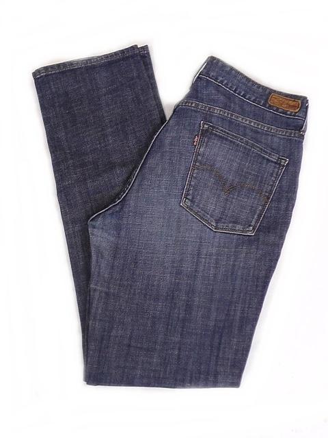 Levis Straight spodnie damskie rozm XXL pas 88 cm