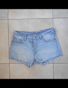 Levis szorty jeansowe spodenki jeans zalando...