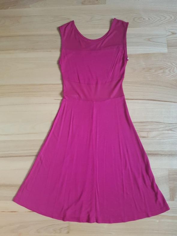 Sukienka z siateczką 36 S