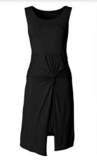 Sukienka z wiązaniem 36 S