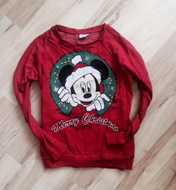 Świąteczna bluza mickey tally weijl