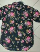 Bluzka koszula kwiaty H&M Divided 42 XL...