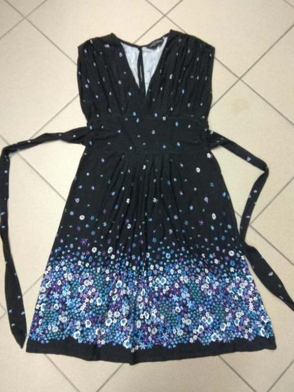 Sukienka kwiatki wiskoza Dorothy Perkins 40 L