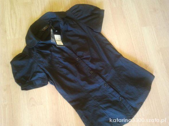 Czarna koszula H&M...