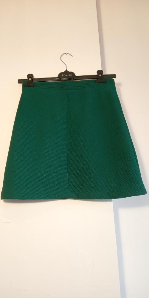 Spódnica H&M obcisła rozmiar XS szmaragdowa zieleń stan idealny...