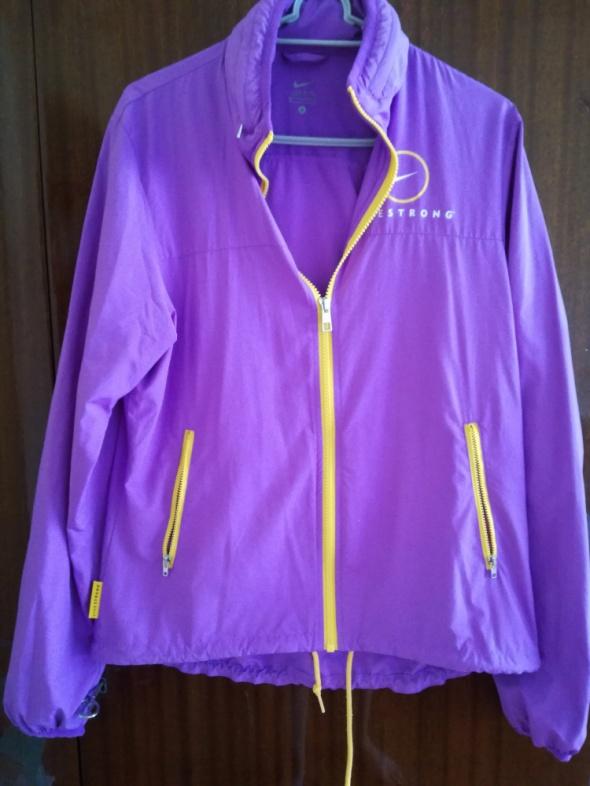 Nike liliowa kurtka rozmiar S...