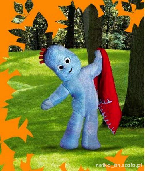 Zabawki Iggle Piggle figurka DOBRANOCNY OGRÓD