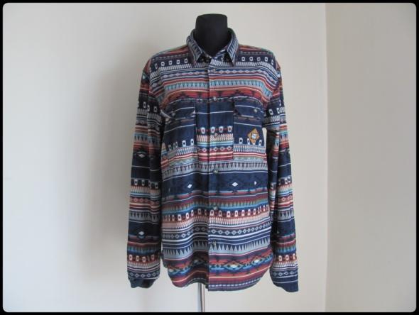ORIGINALS by Jack i Jones sweter koszula cieplejsza 42 XL