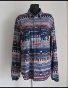 ORIGINALS by Jack i Jones sweter koszula cieplejsza 42 XL...