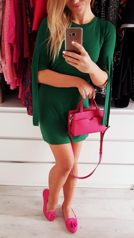 Suknie i sukienki Śliczna wiosenna sukienka