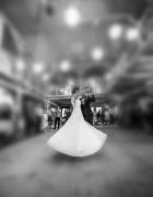 Przepiękna i zwiewna suknia ślubna z koronką AGNES Bridal Dream 2018