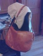 ruda torebka