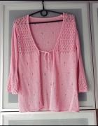 Nowy ażurowy sweterek rozmiar S...