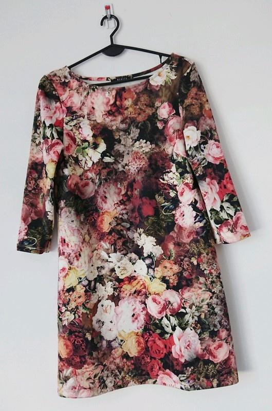 Mohito sukienka w kwiaty