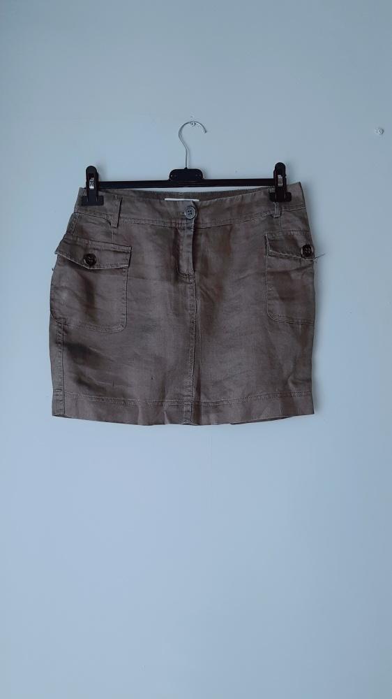 Spódnice Idealna brązowa spódniczka