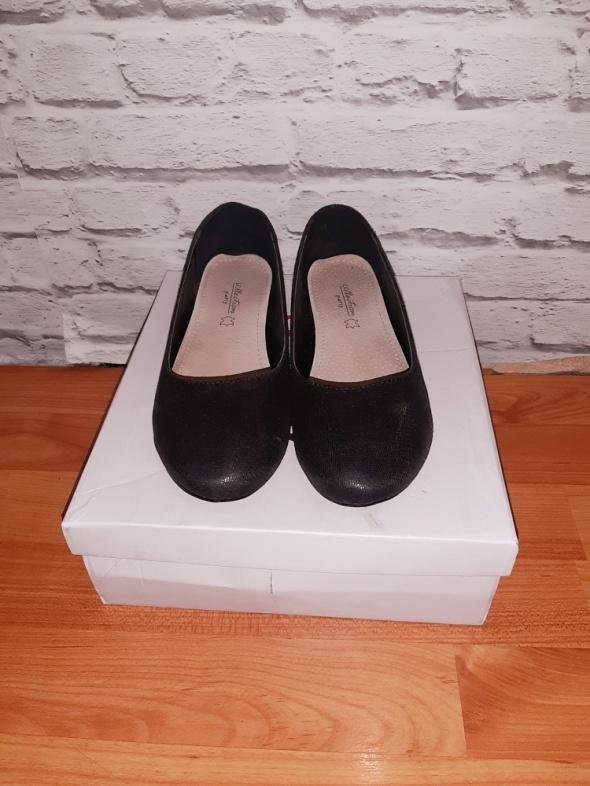 Idealne czarne balerinki...