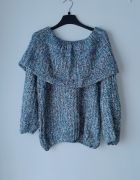 Idealny kolorowy sweterek M...