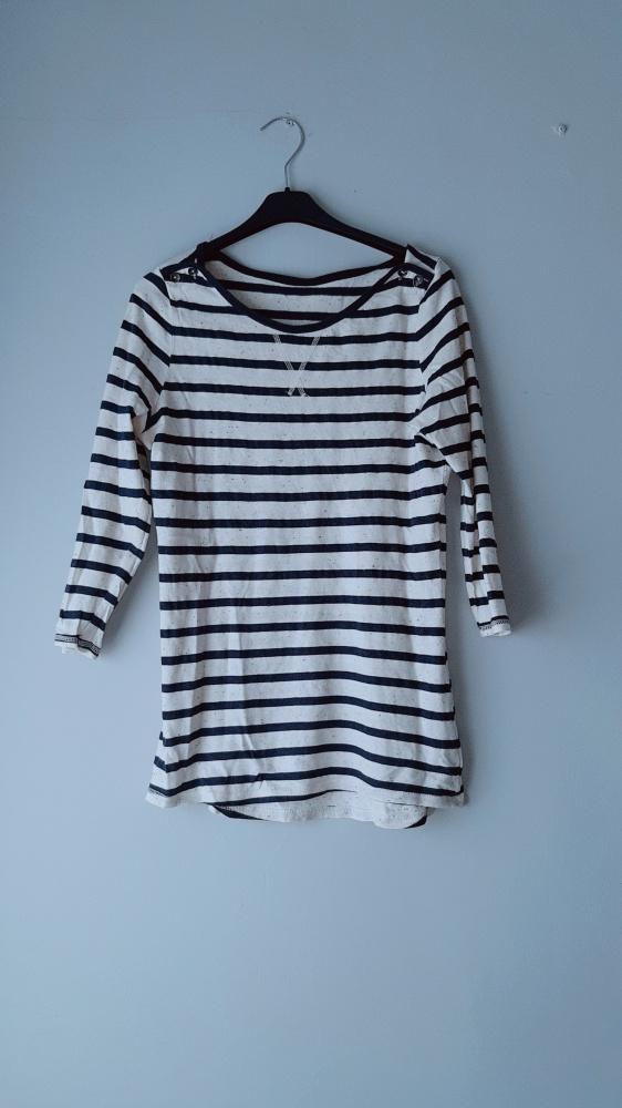 Idealna bluzeczka w paski...