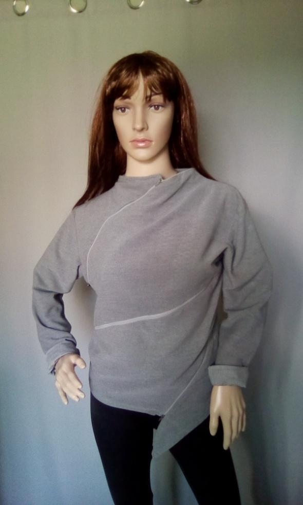 Bluza asymetryczna M 38