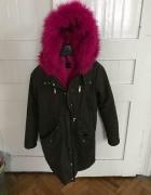 Ciepły płaszcz...