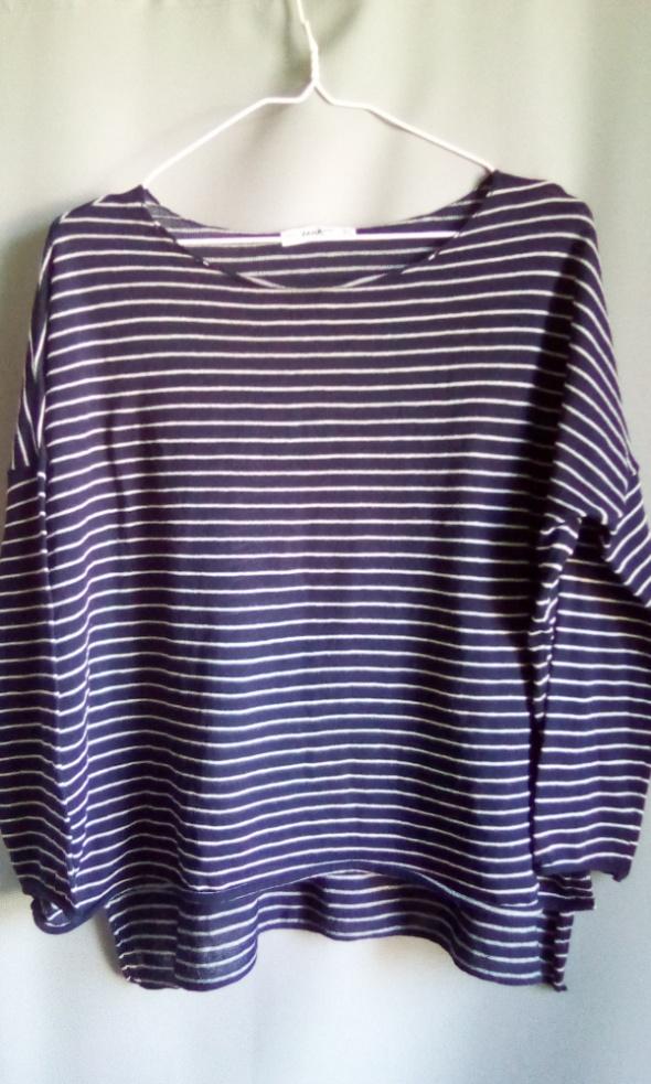 Sweter Zara S fason oversize