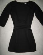 JACQUELINE de YONG by ONLY czarna elegancka sukienka roz 36...
