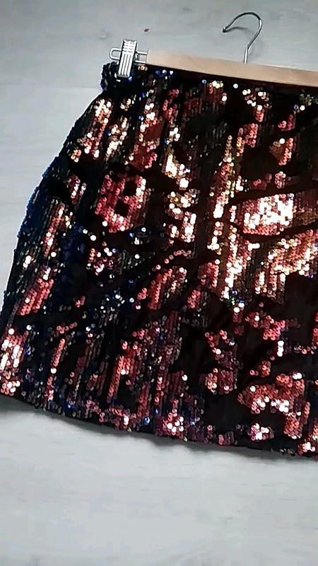 Spódnice Cekinowa mini Diverse
