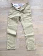 długie spodnie męskie 32 Brakeburn jasne brązowe...