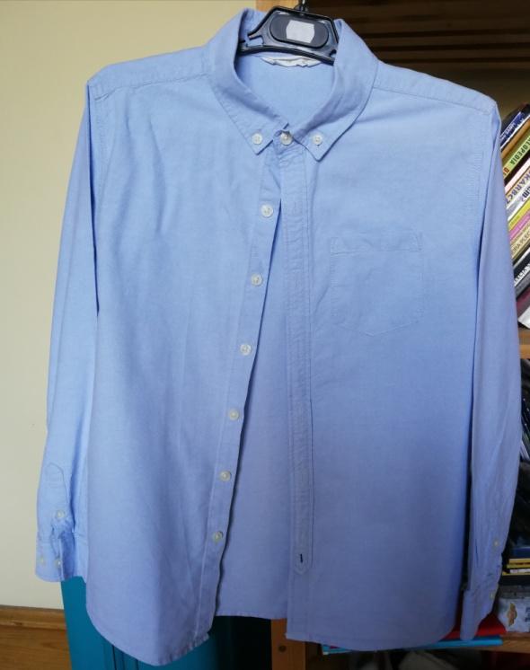 Koszulki, podkoszulki Chłopięca koszula firmy Mango