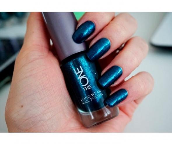 Paznokcie Lakier do paznokcie The ONE longwear nail polish 8ml Mystic Aqua