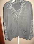 MS Marks Spencer 2 w 1 bluzka sweter plus size 50...