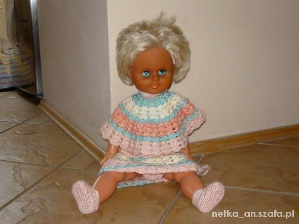Zabawki lalka z PRLu